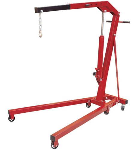 Torin BIG RED® 1-Ton Shop Crane Product image