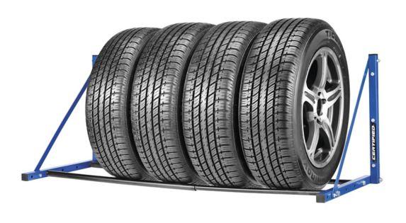 Support à pneus non pliant Certified