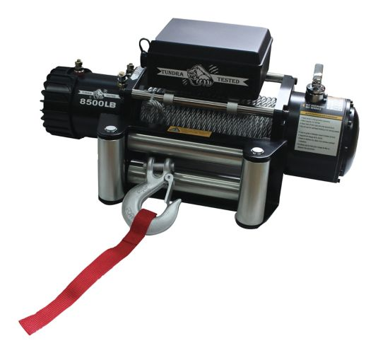 Tundra Tested Truck Winch, 8,500-lb