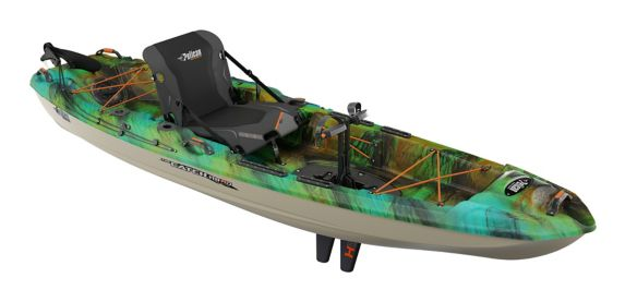 Pelican Catch 110 Hydrve Angler Kayak Product image