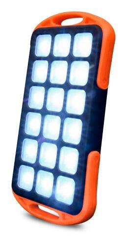 Chargeur portatif Tough Tested avec 18 projecteurs à DEL, 6 000 mAh