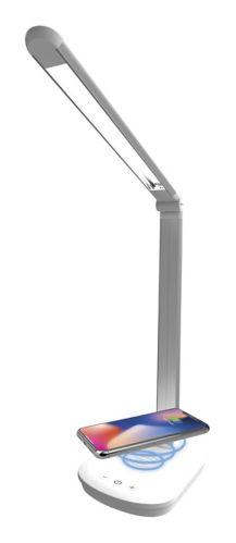 Lampe de bureau à DEL avec recharge sans fil