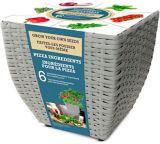 Trousse de graines à thème herbes et légumes Bulbs Are Easy, ingrédients pour la pizza | Bulbs Are Easynull