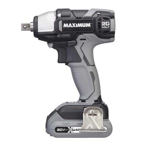 MAXIMUM 20V 1/2-in Max Li-Ion Cordless Impact Wrench Kit Product image