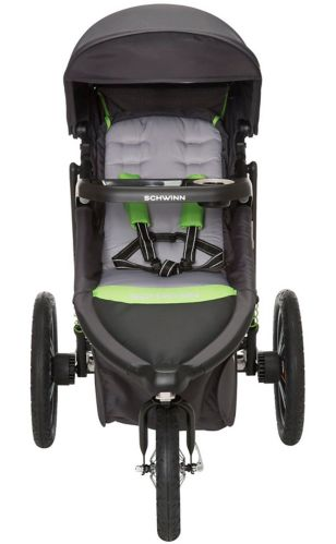 Schwinn Interval Jogger Stroller, Green Product image