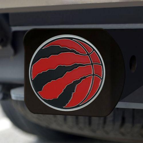 Couvre-attelage des Raptors de Toronto, noir