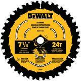 Lames de scie circulaire DeWALT, 7 1/4 po, paq. 3 | DEWALTnull