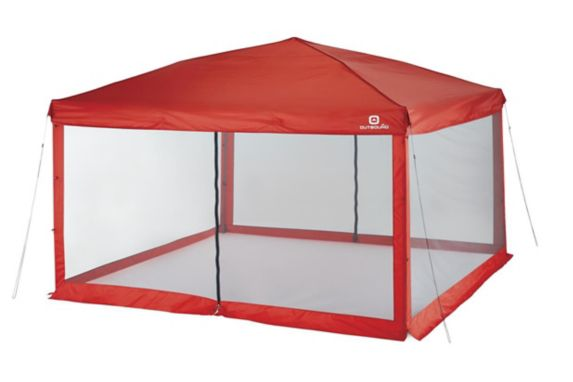 Outbound Straight Leg Screen House, 12-ft x 12-ft Product image