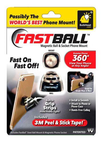 Support à téléphone Fastball Comme à la télé, argent Image de l'article