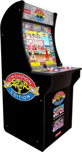 Console d'arcade pour jeu Arcade1Up Street Fighter