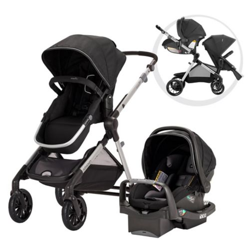 Evenflo Pivot Xpand™ Modular Travel System with SafeMax Infant Car Seat Product image