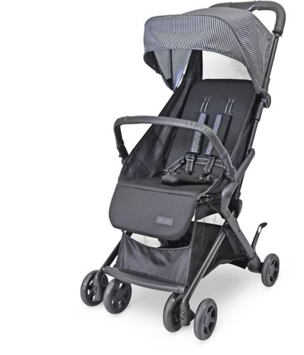 Safety 1st Cube Compact Stroller, Black