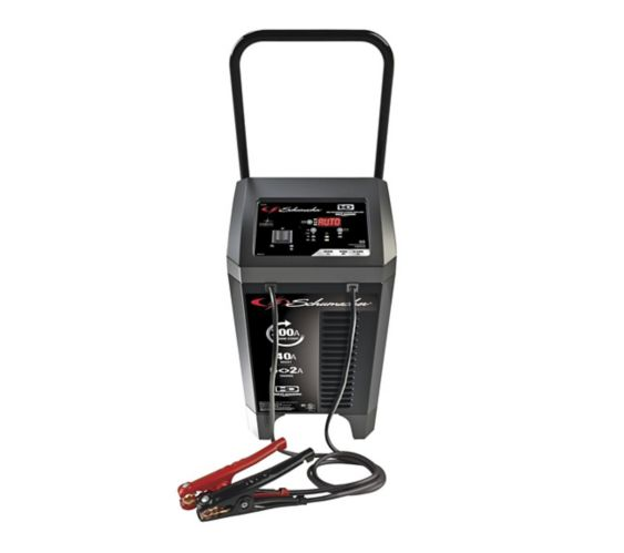 Schumacher SC1353 6/12V Wheeled Battery Charger