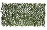 Treillis extensible avec feuilles artificielles Naturae Décor, 40 x 80 po | Naturae Decornull