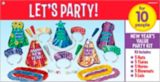 New Year's Eve Lets Party Kit | Amscannull