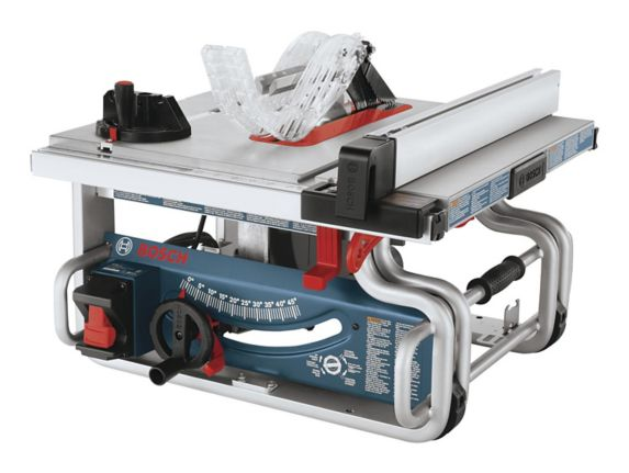 Bosch Portable Jobsite Table Saw, 10-in Product image