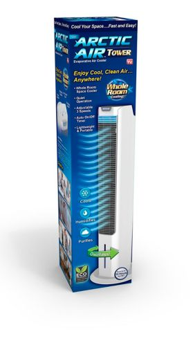 As Seen On TV Arctic Air™ Tower Fan Product image