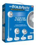 As Seen On TV Foldable Standing Fan | As Seen On TVnull
