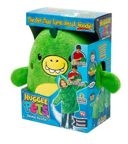 As Seen On TV Huggle Pets Dinosaur Hoodie Product image