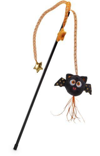 Petco Halloween Cat Bat Teaser