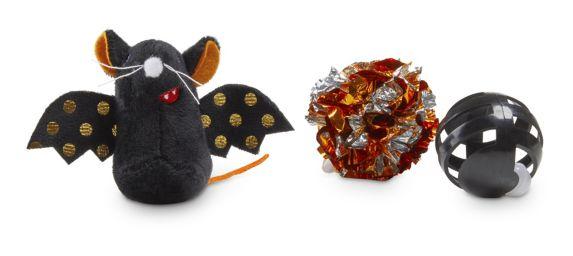 Petco Halloween Cat Bat Multi-Pack Cat Toys