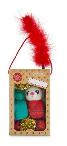 Petco Nice Kitty Cat Toy Gift Set