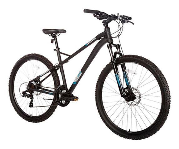 Diadora Corso 650B Small Hardtail Mountain Bike, Black