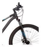 Diadora Corso 650B Small Hardtail Mountain Bike, Black   DIADORAnull