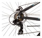 Diadora Corso 650B X-Large Hardtail Mountain Bike, Black   DIADORAnull