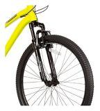 Vélo de montagne à suspension avant Diadora Novara Hardtail 650B, petit, jaune | DIADORAnull