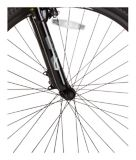 Vélo de montagne à suspension avant Diadora Novara Hardtail 650B, grand, jaune   DIADORAnull