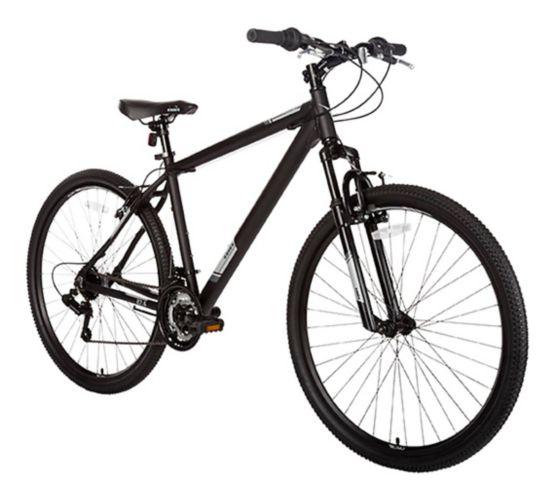 Diadora Orbita 650B Large Hardtail Mountain Bike, Black