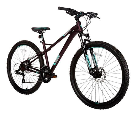 Vélo de montagne à suspension avant Diadora Paradiso Hardtail 650B, petit, bourgogne