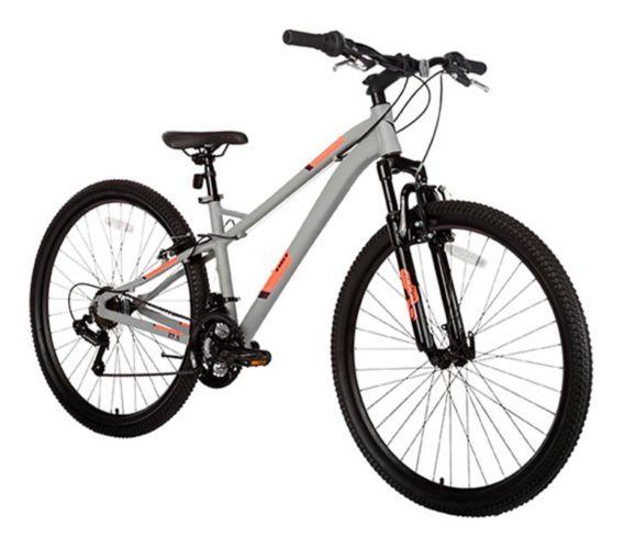 Vélo de montagne à suspension avant Diadora Savona Hardtail 650B, moyen, gris