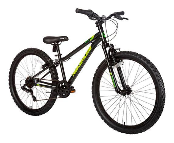 Nakamura Agyl 24 Hardtail Mountain Bike, Black