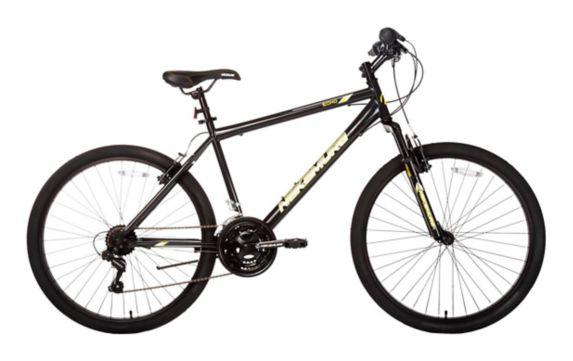Vélo de montagne à suspension avant Nakamura Ecko Hardtail 2, grand, noir, 26 po