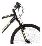 Vélo de montagne à suspension avant Nakamura Ecko Hardtail 2, grand, noir, 26 po | NAKAMURAnull