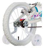 Vélo pour enfant Nakamura Dream, blanc, 16 po | NAKAMURAnull