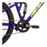 Nakamura Monster 2 Hardtail Mountain Bike, Blue, 24-in | NAKAMURAnull