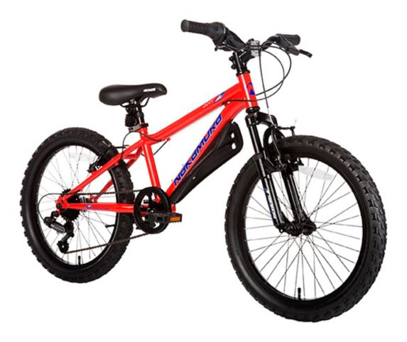 Nakamura Juvy Youth Bike, Red, 20-in
