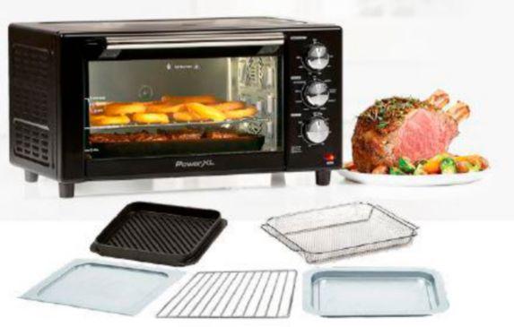 Gril à air chaud et poêle à frire TriStar Power XL, comme à la télé