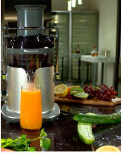 As Seen On TV TriStar Power XL Self-Cleaning Juicer