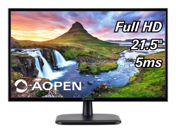 AOPEN Full 1080p HD Gaming Computer Monitor, 22-in