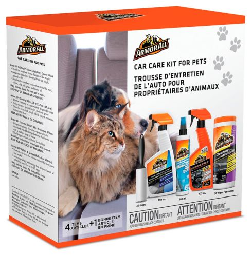 Armor All Car Care Pack for Pets