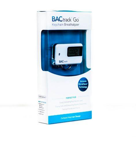 BacTRACK Go Compact Keychain Breathalyzer