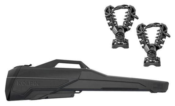 Kolpin ATV/UTV Gun Boot + Rhino Grip Kit