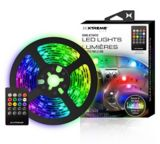 Xtreme Tech Sound Activated LED Strip Lights   XTREMEnull