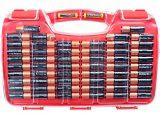 Étui de rangement pour piles Battery Daddy, comme à la télé | As Seen On TVnull