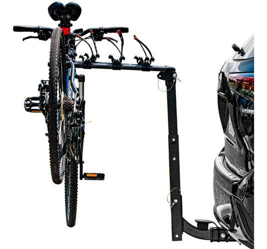 Porte-vélos d'attelage Detail K2 pour 4 vélos