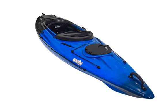 Evoke Algonquin Sit-In Rotomolded Kayak, 12-ft Product image